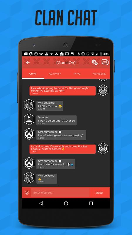 GamerLink for Android - APK Download