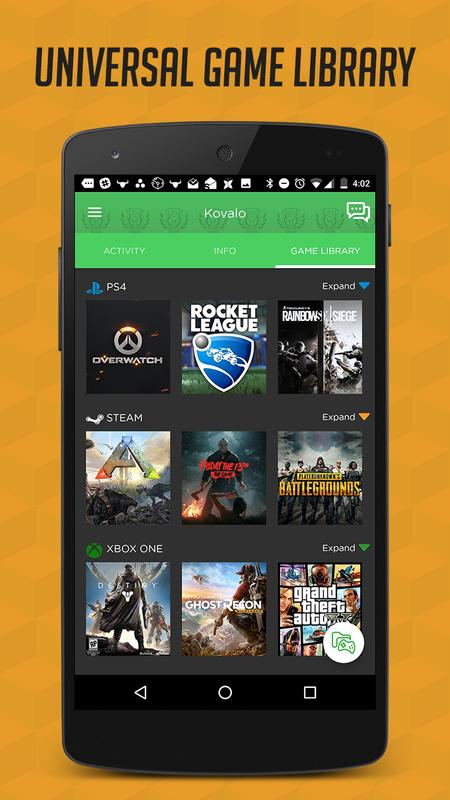 GamerLink - LFG, Clans & Chat for Gamers! APK Download ...