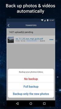 GiGa - Mobile Cloud screenshot 1