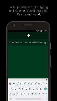 Rapid screenshot 2