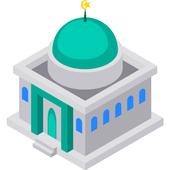 المساجد المشهورة icon