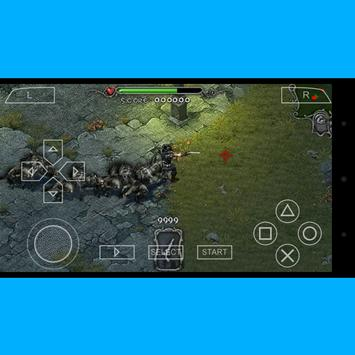 FunPSP(Emulator) apk screenshot