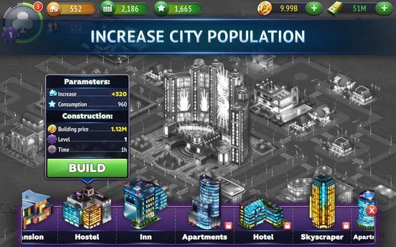 Poker City - Texas Holdem screenshot 18