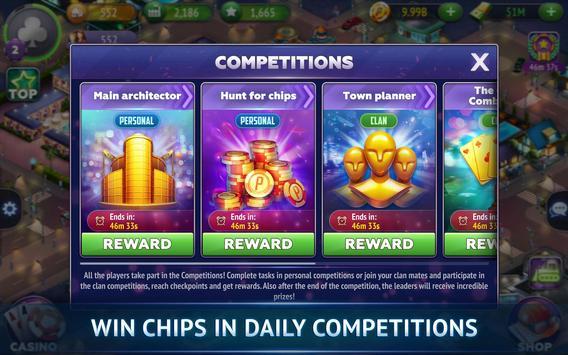 Poker City - Texas Holdem screenshot 22