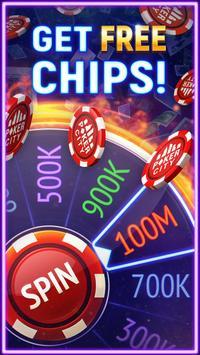 Poker City - Texas Holdem screenshot 2