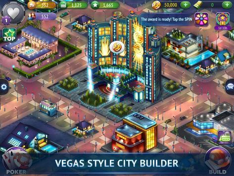 Poker City - Texas Holdem screenshot 9