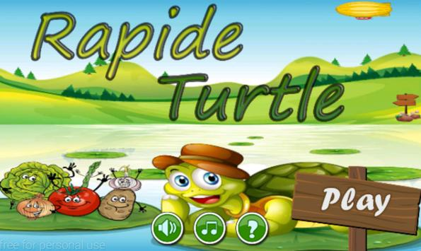 Rapide Turtle poster