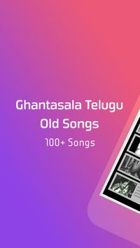 Ghantasala Telugu Old Songs screenshot 7