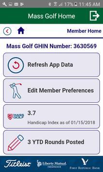 Mass Golf screenshot 1