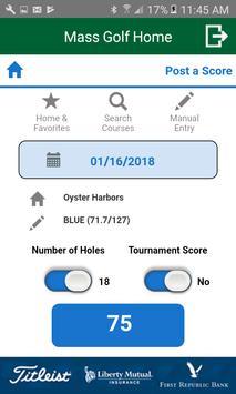 Mass Golf screenshot 2