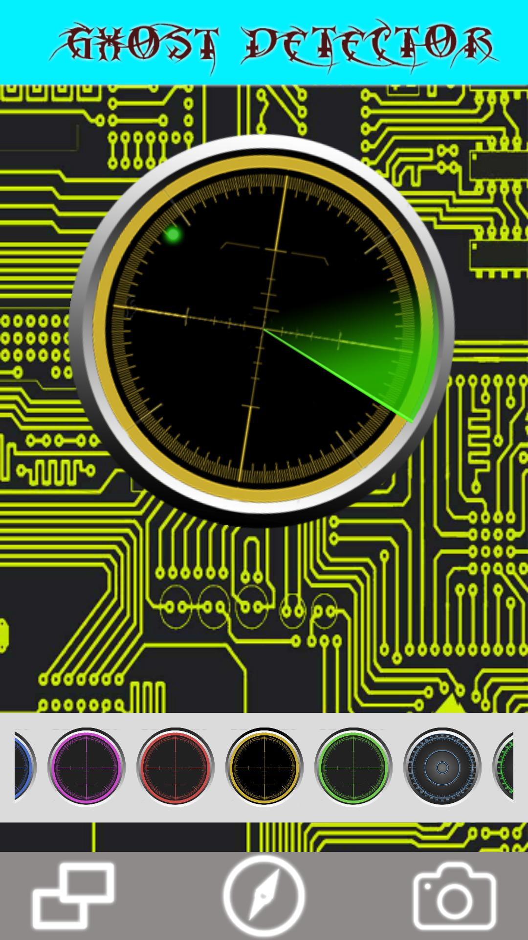 Ghost Detector Radar Camera for Android - APK Download