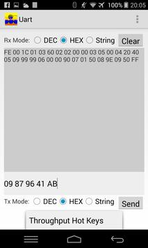 BLE UUID Explorer apk screenshot