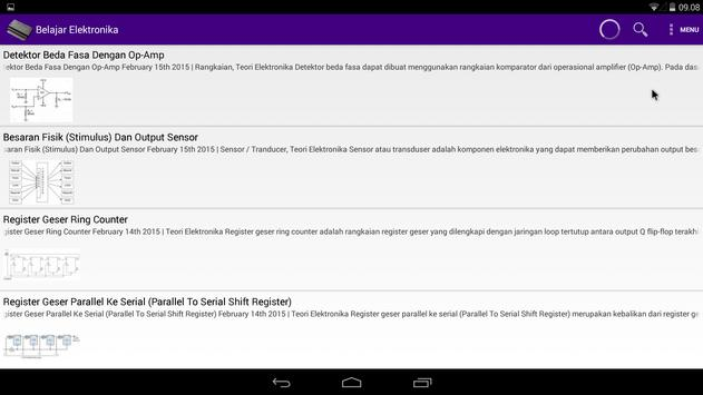 Hobi Elektronika apk screenshot