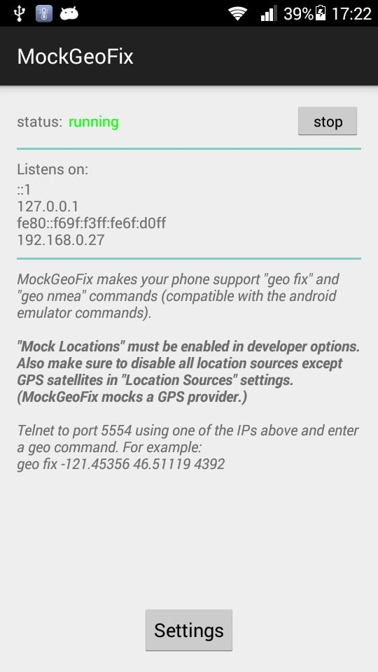 MockGeoFix for Android - APK Download