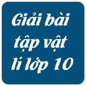 Để học tốt Giải bài tập Vật lí 10 icon