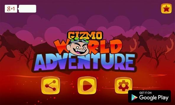 super boy gizmo world adventure poster