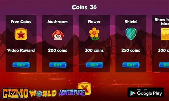super boy gizmo world adventure screenshot 1