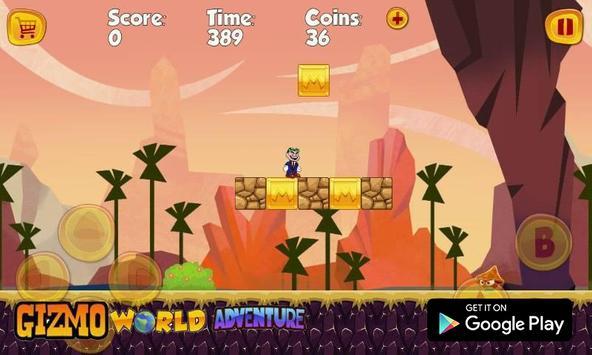 super boy gizmo world adventure screenshot 3