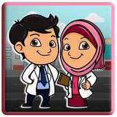 Doctor Kids Run icon