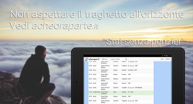 Timetable Hydrofoils and Ferry apk screenshot