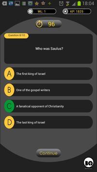 Bible Quiz apk screenshot