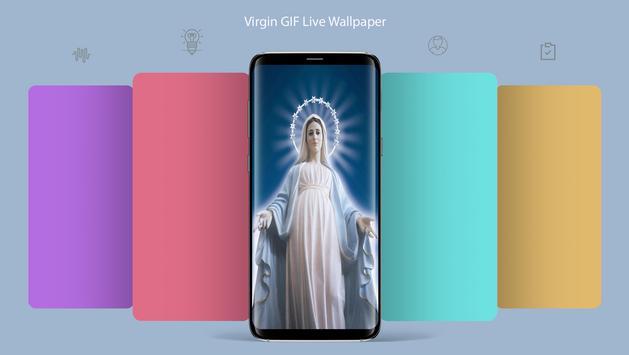 Virgin GIF Live Wallpaper poster