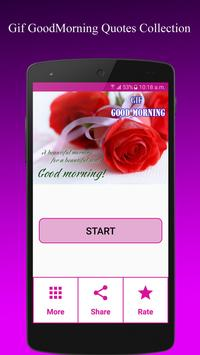 GifGoodMorningQuotesCollection poster