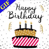 Happy Birthday GIFs 2018 icon