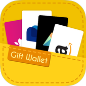 Gift Wallet - Free Gift Card icon