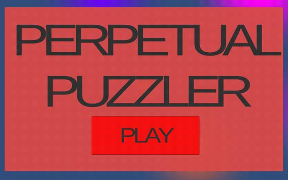 Perpetual Puzzler poster