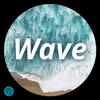 Wave-icoon