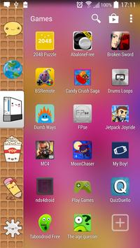 Raffaella Kawaii Theme for Smart Launcher screenshot 1