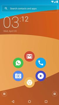 SLT MIUI White - Icons&Widget Cartaz
