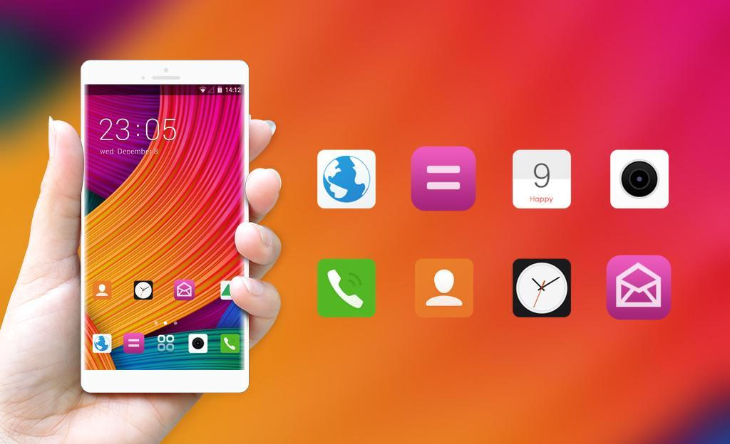 Theme for Gionee S6s HD poster