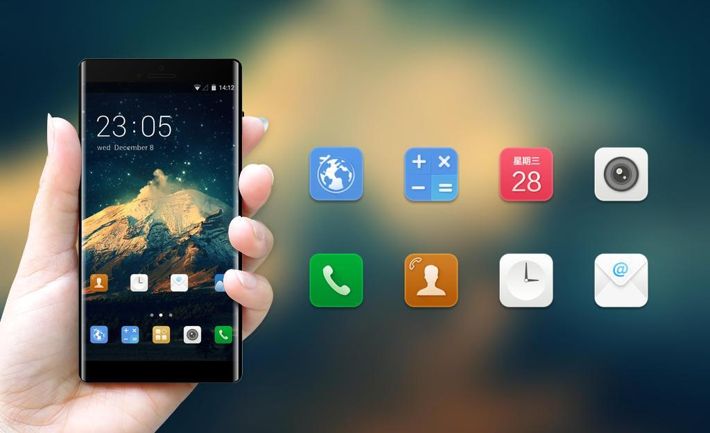 Theme for Gionee A1 / Marathon M3 for Android - APK Download