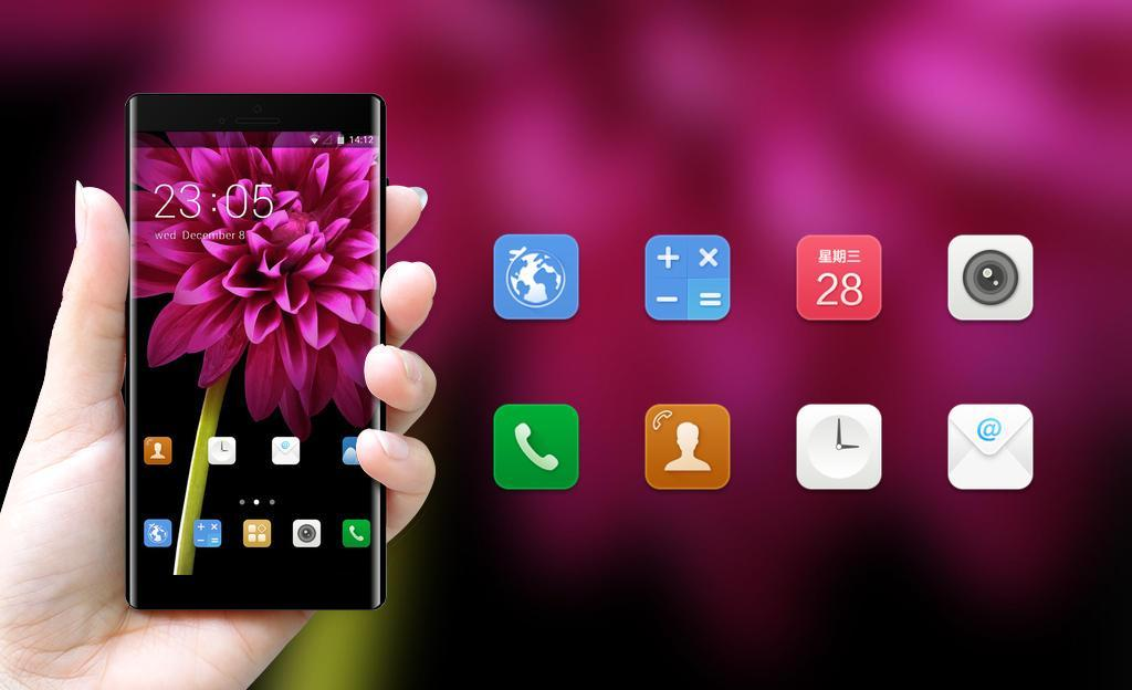 Amigo Launcher Theme for Gionee F103 for Android - APK Download