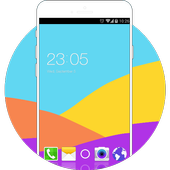 Theme for Gionee F103 HD icon
