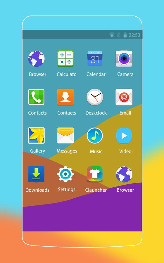 Theme for Gionee F103 HD for Android - APK Download