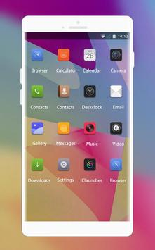 Theme for Gionee F205 screenshot 1