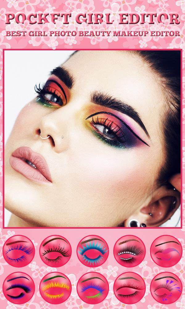 Girl Face Makeup Changer Photo Editor for Android - APK Download