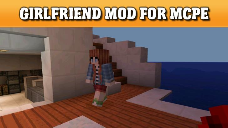 Girlfriend Mod For Minecraft For Android Apk Download
