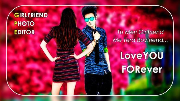 Girlfriend Photo Editor : Photo With Girlfriend poster