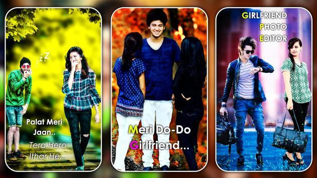 Girlfriend Photo Editor : Photo With Girlfriend screenshot 2