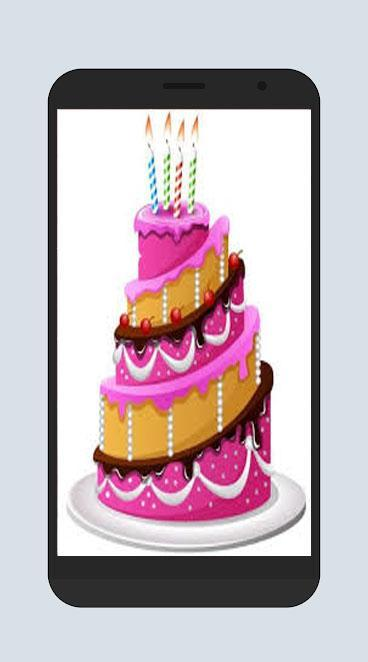 Admirable Birthday Cake Designs For Android Apk Download Funny Birthday Cards Online Fluifree Goldxyz