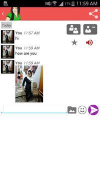 Girls free chat screenshot 2