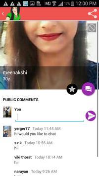 Girls free chat screenshot 3