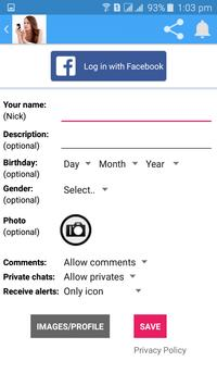 Girls Live Chat screenshot 2