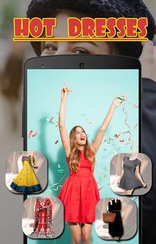 Girls Suit Photo Editor-Women Stylish Dress Studio poster