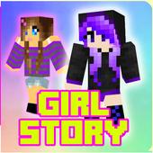 Girls Craft Survival Exploration Miner icon