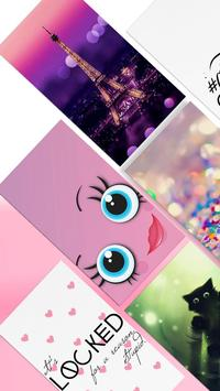 Girly Wallpapers screenshot 2